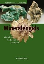 Mineralengids : mineralen, gesteenten, edelstenen