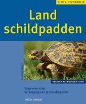 Landschildpadden : stap-voor-stapverzorging van je lievelingsdier