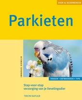 Parkieten : gelukkig en gezond