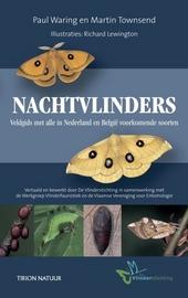 Nachtvlinders : veldgids met alle in Nederland en België voorkomende soorten