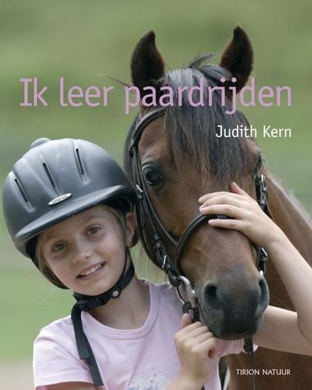 Ik leer paardrijden