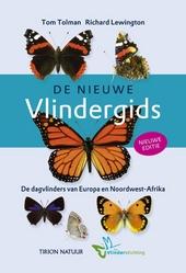 De nieuwe vlindergids : de dagvlinders van Europa en Noordwest-Afrika