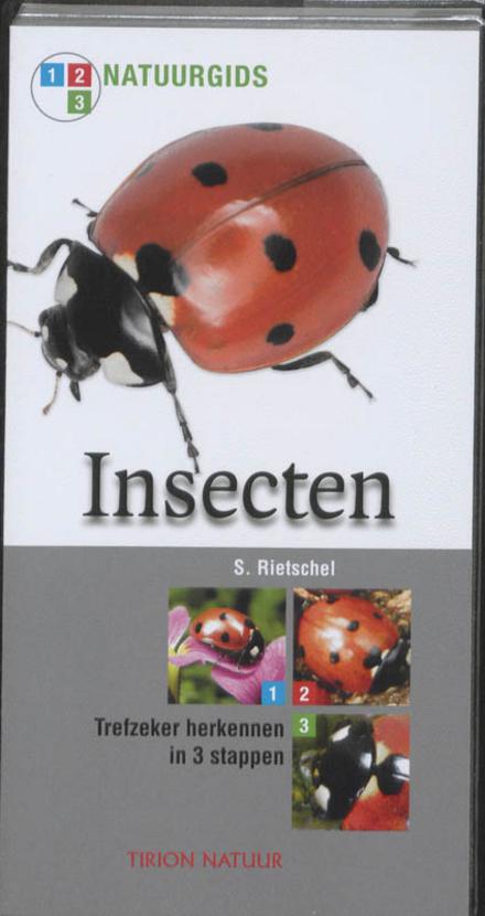 Insecten : libellen, kevers en andere insecten