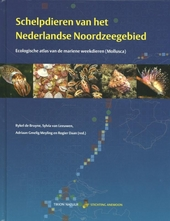 Schelpdieren van het Nederlandse Noordzeegebied : ecologische atlas van de mariene weekdieren Mollusca