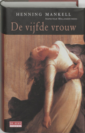 De vijfde vrouw : misdaadroman