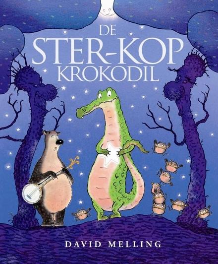 De ster-kop krokodil
