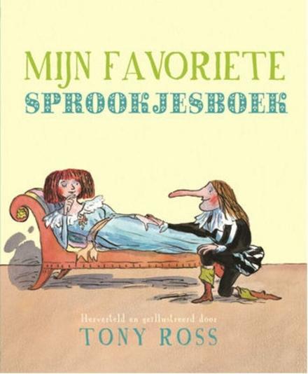 Mijn favoriete sprookjesboek