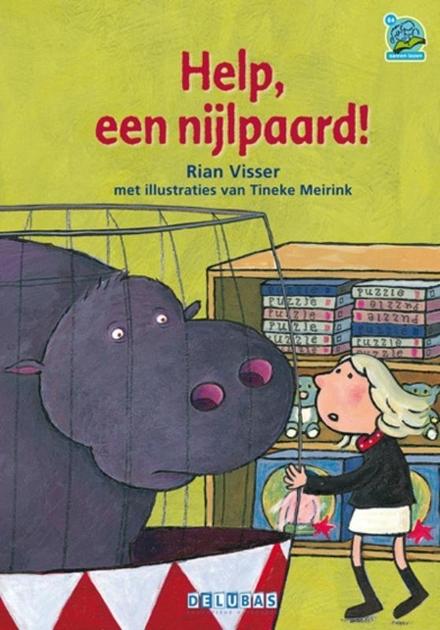 Help, een nijlpaard!