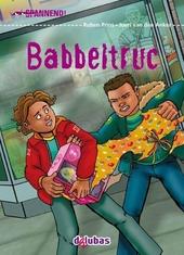 Babbeltruc : meeluisterboek