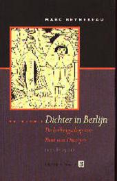 Dichter in Berlijn : de ballingschap van Paul van Ostaijen 1918-1921