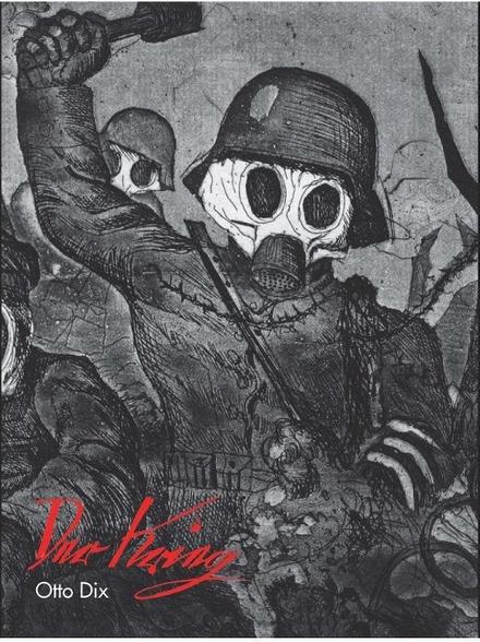 Otto Dix : der Krieg 1924