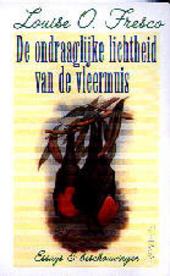 De ondraaglijke lichtheid van de vleermuis : essays en beschouwingen