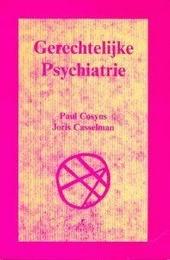 Gerechtelijke psychiatrie