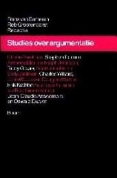 Studies over argumentatie