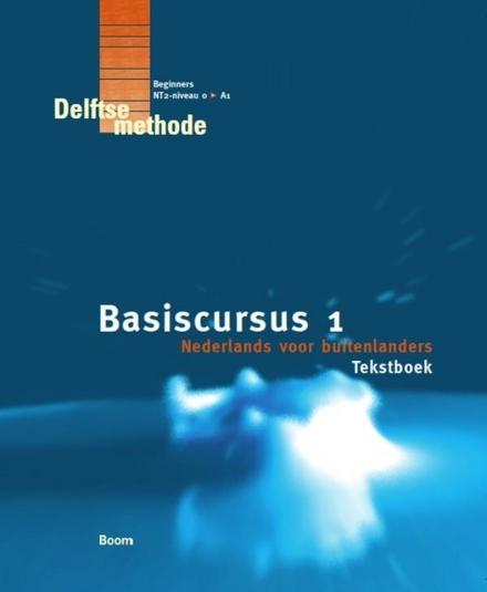 Basiscursus Nederlands voor buitenlanders : tekstboek