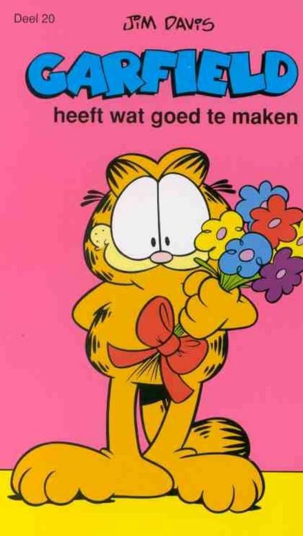 Garfield heeft wat goed te maken