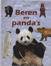 Beren en panda's