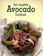 Het complete avocado kookboek