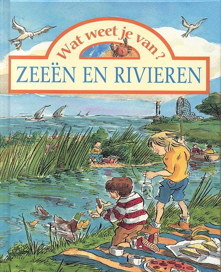 Zeeën en rivieren