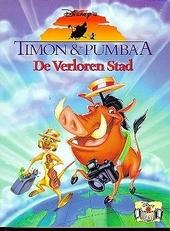Timon en Pumbaa : de verloren stad