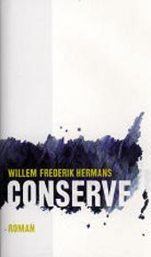 Conserve : roman