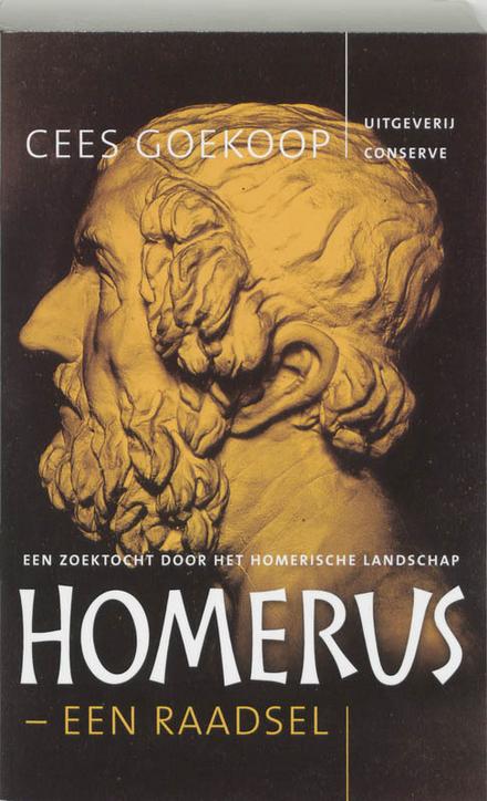 Homerus : een raadsel : een zoektocht door het Homerische landschap