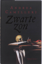 Zwarte zon : historische roman over Caravaggio