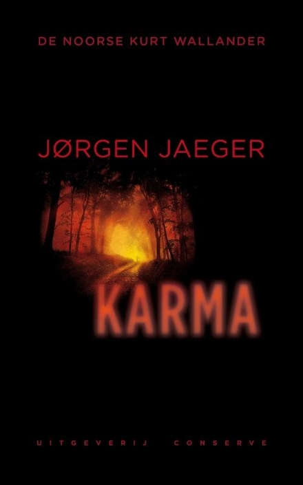 Karma : de verdwenen wandelaar uit Bergen : Commissaris Ole Vik onderzoekt
