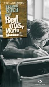 Herman Koch leest Red ons, Maria Montanelli