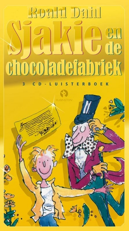 Sjakie en de chocoladefabriek : een hoorspel