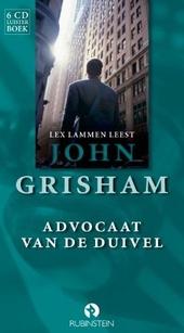 Lex Lammen leest John Grisham Advocaat van de duivel