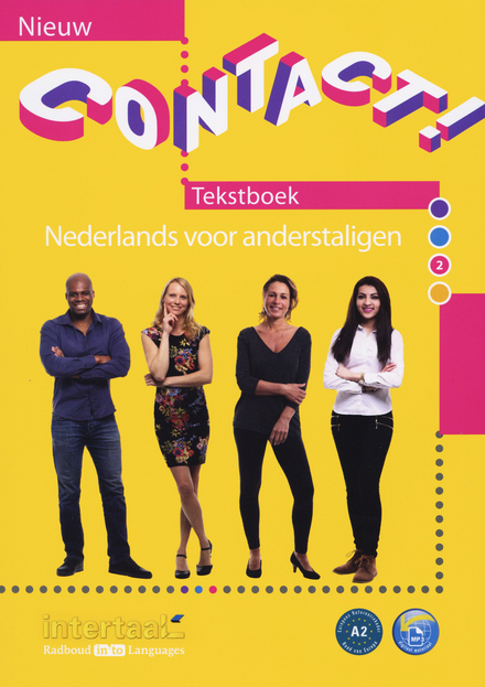 Contact! Nieuw : Nederlands voor anderstaligen. 2, Tekstboek