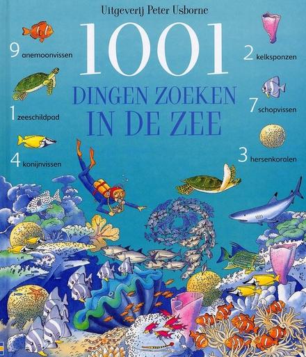1001 dingen zoeken in de zee