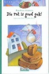 Die rat is goed gek