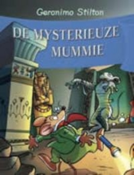 De mysterieuze mummie