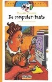 De computer-tante