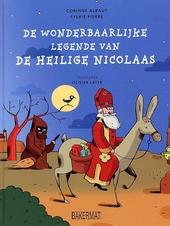 De wonderbaarlijke legende van de heilige Nicolaas