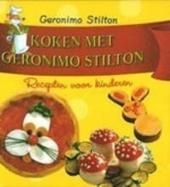 Koken met Geronimo Stilton : een kookboek voor kinderen