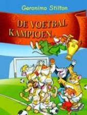 De voetbalkampioen