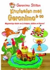 Knutselen met Geronimo & co : megamuizige ideeën om te knippen, plakken en kleuren!