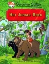 Het jungle boek / oorspr. tekst van Joseph Rudyard Kipling ; vrij bew. door Geronimo Stilton ; ill. Elisabetti Giulivi ... [et al.]