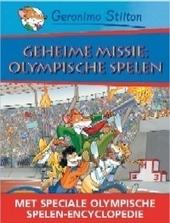 Geheime missie : Olympische Spelen