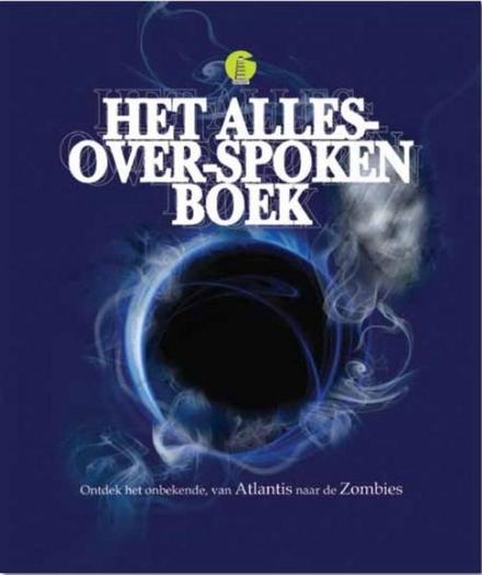 Het alles-over-spoken boek