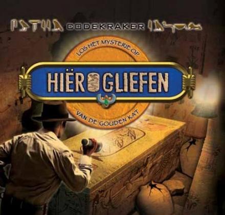 Hiërogliefen : los het mysterie op van de Gouden Kat