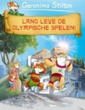Lang leve de Olympische Spelen