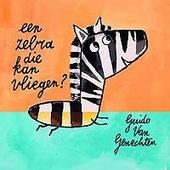 Een zebra die kan vliegen?