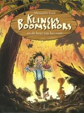 Klincus Boomschors en de heer van het vuur