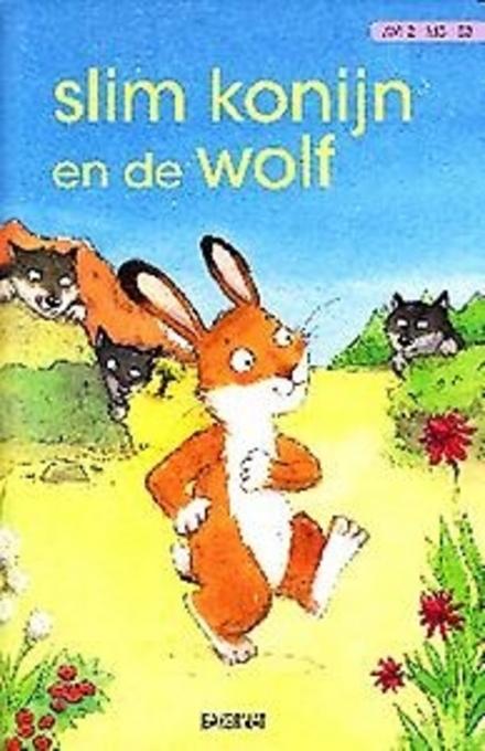 Slim konijn en de wolf