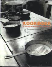 Kookboek : de nieuwste recepten van grote chefs