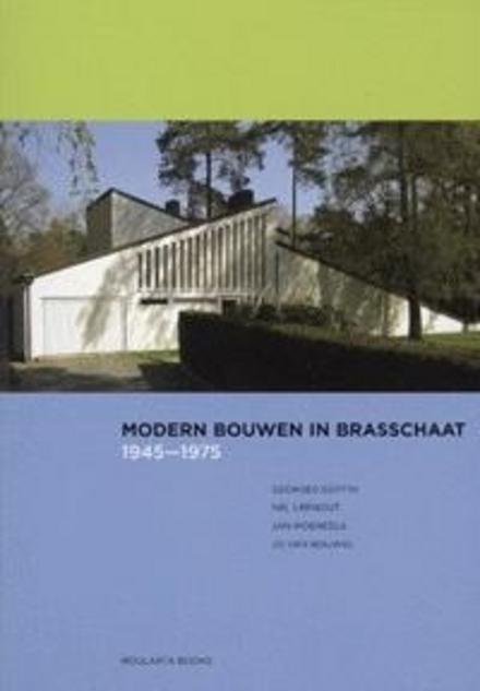 Modern bouwen in Brasschaat 1945-1975
